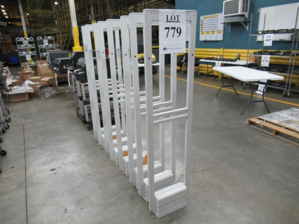 sensormatic ams-1175 anti-theft pedestal system